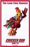 Chicken Run - The lone free ranger