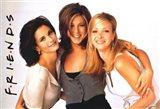 Friends (TV) Monica Rachel & Phoebe
