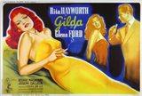 Gilda Glenn Ford & Rita Hayworth