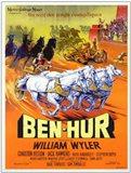 Ben Hur Chariot Horses