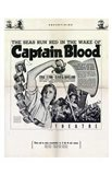 Captain Blood Newspaper Ad