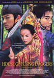 House of Flying Daggers Ziyi as Zhang Kaneshiro & Lau