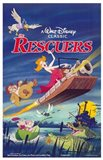 The Rescuers - Walt Disney