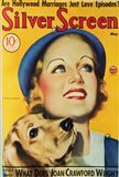 Carole Lombard Dog Silver Screen