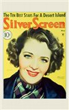 Ruby Keeler Silver Screen Yellow Small