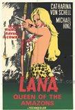 Lana Queen of the Amazons, c.1967