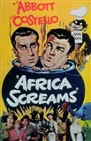 Abbott and Costello, Africa Screams, c.1949 - style A