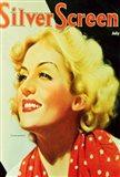 Carole Lombard Silver Screen