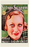 Joan Crawford - Green Silver Screen