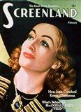Joan Crawford - Screenland