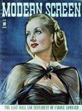 Carole Lombard Modern Screen