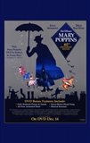 Mary Poppins Cast DVD