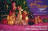 Lady and the Tramp Christmas