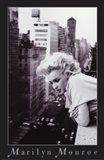Marilyn Monroe -  NYC balcony