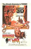 House of Wax Vincent Price 3D
