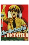 The Great Dictator - man holding up his fist