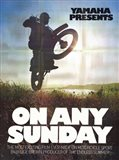 on Any Sunday - Bike rider in a field