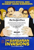 The Barbarian Invasions - Newspaper