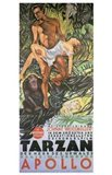 Tarzan the Ape Man, c.1932 (German) - style A