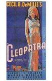 Cleopatra Art Deco Cecil B. DeMille