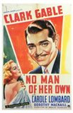 No Man of Her Own With Gable And Lombard