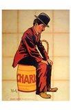 Charlie Chaplin - sitting