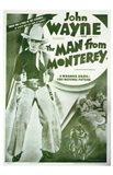 Man from Monterey John Wayne