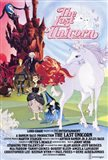 Last Unicorn - Light and dark