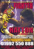 Ricky Hatton vs Justin Rowsell
