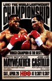 Pretty Boy Floyd Mayweather vs Jose Luis Castillo