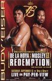 Oscar De La Hoya vs Shane Mosley