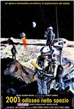 2001: A Space Odyssey Moon Landing