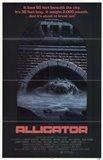Alligator - movie poster