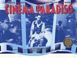 Cinema Paradiso Blue