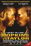 Bernard Hopkins vs. Jermain Taylor