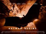 Batman Begins Bat Logo Horizontal