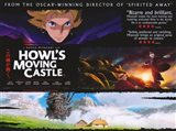 Howl's Moving Castle Collage Horizontal