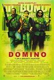 Domino - Neon green
