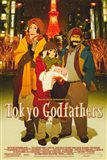 Tokyo Godfathers (movie poster)