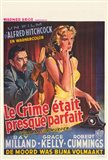 Dial M For Murder - French