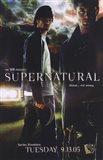 Supernatural (TV) Dean & Sam Winchester