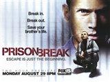 Prison Break (TV) Break In. Break Out.