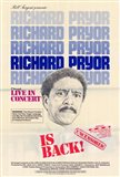 Richard Pryor in Concert Live Is Back