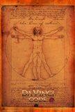 The Da Vinci Code Vitruvian Man