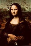 The Da Vinci Code Mona Lisa Splatter