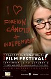 Calgary International Film Festival Poster
