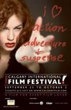 Calgary International Film Festival Ad