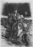 Quadrophenia Phil Daniels Motorcycle