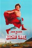 Nacho Libre Jack Black Leaping