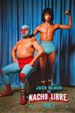 Nacho Libre Jack Black & Hector Jimenez